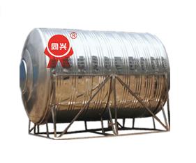 圆柱形冷热水箱